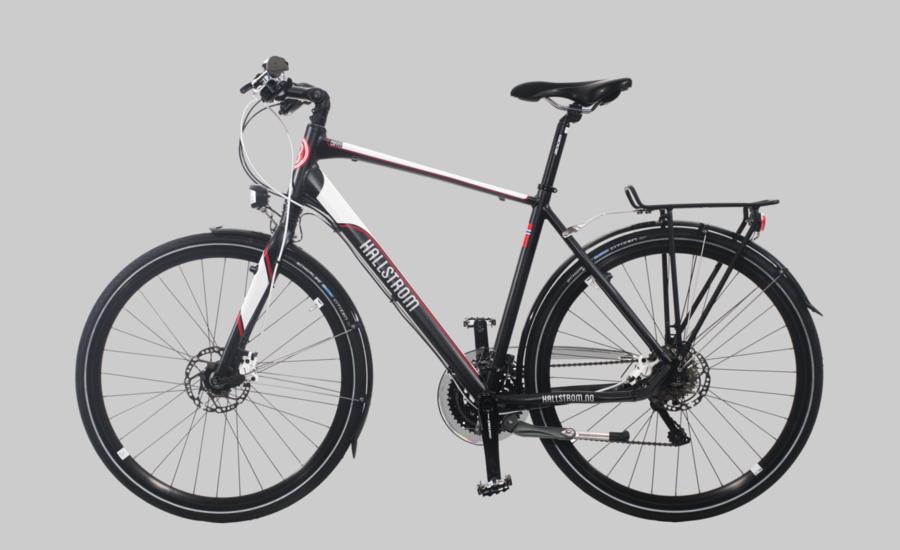 bagasjebrett til sykkel